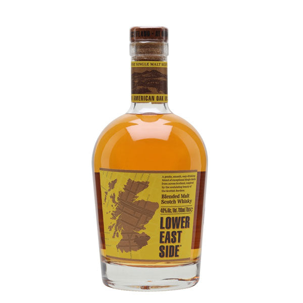 Lower East Side Blended Malt Scotch Whisky 75cl