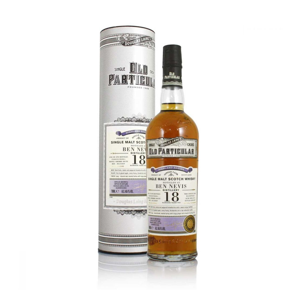 Old Particular - Ben Nevis 18 Year Old 70cl