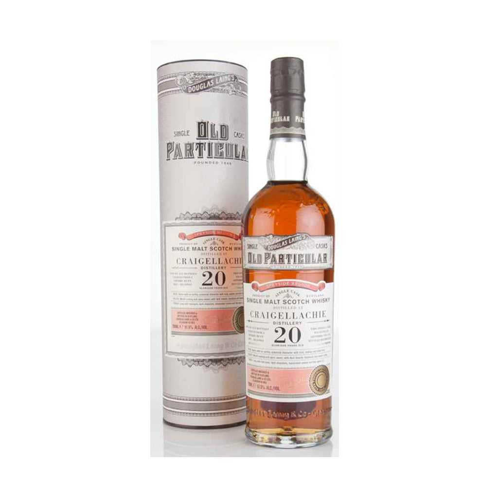 Old Particular - Craigellachie 20 Year Old (Sherry Butt) 70cl