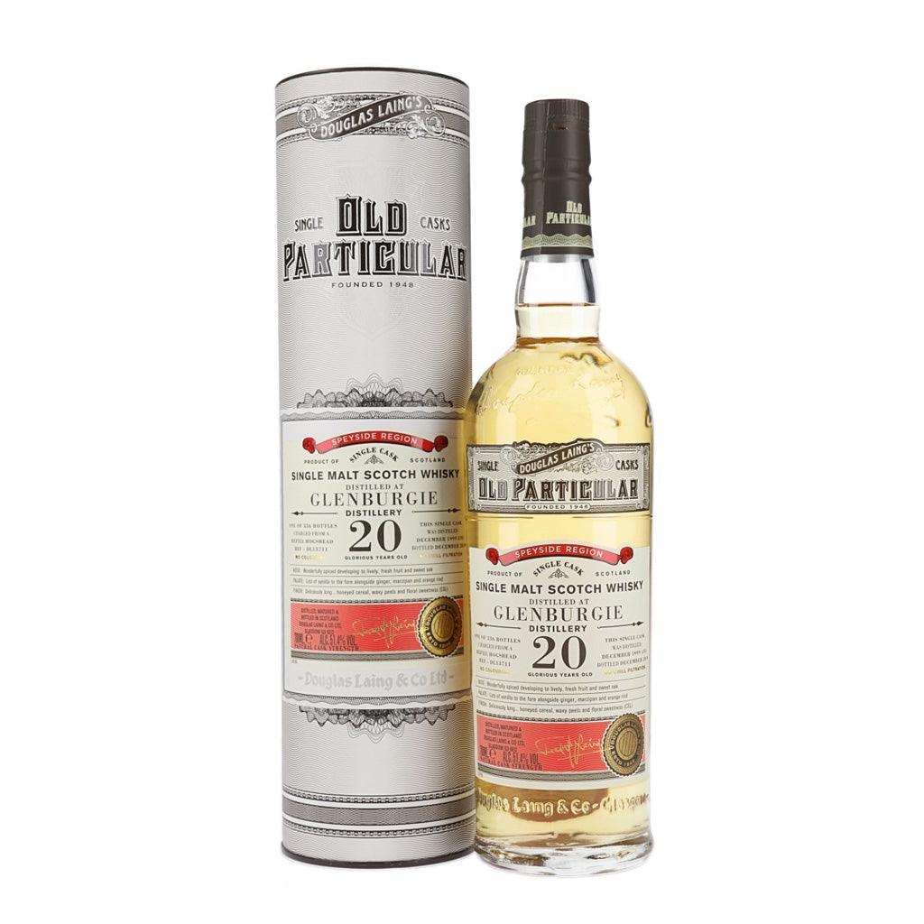 Old Particular - Glenburgie 20 Year Old 70cl