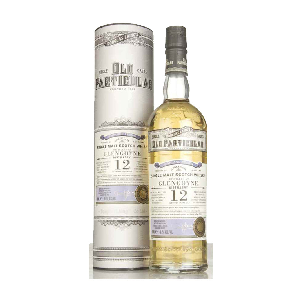 Old Particular - Glengoyne 12 Year Old 70cl