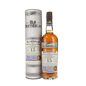Old Particular - Glenturret 15 Year Old (Sherry Puncheon Cask) 70cl