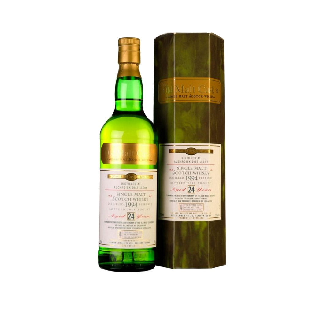 Old Malt Cask - Auchroisk 24 Year Old 70cl 20th anniversary of OMC