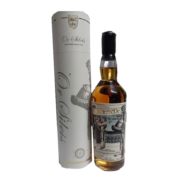 Or Sileis Legend Glenrothes Distillery - (Tale 7 0f 12) Cask Type: Sherry Hogshead (bottle 1 of 300) Distilled in 1996 w/ Signature