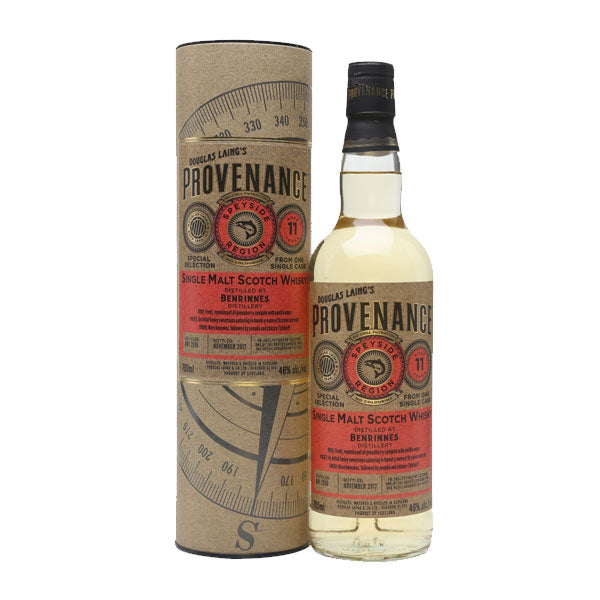 Provenance - Benrinnes 11 year old  (speyside) 70cl
