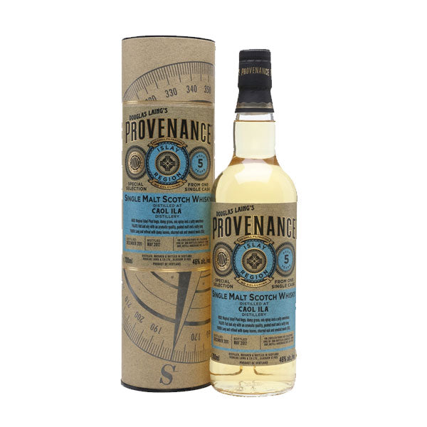 Provenance - Caol Ila 5 year old (Islay)