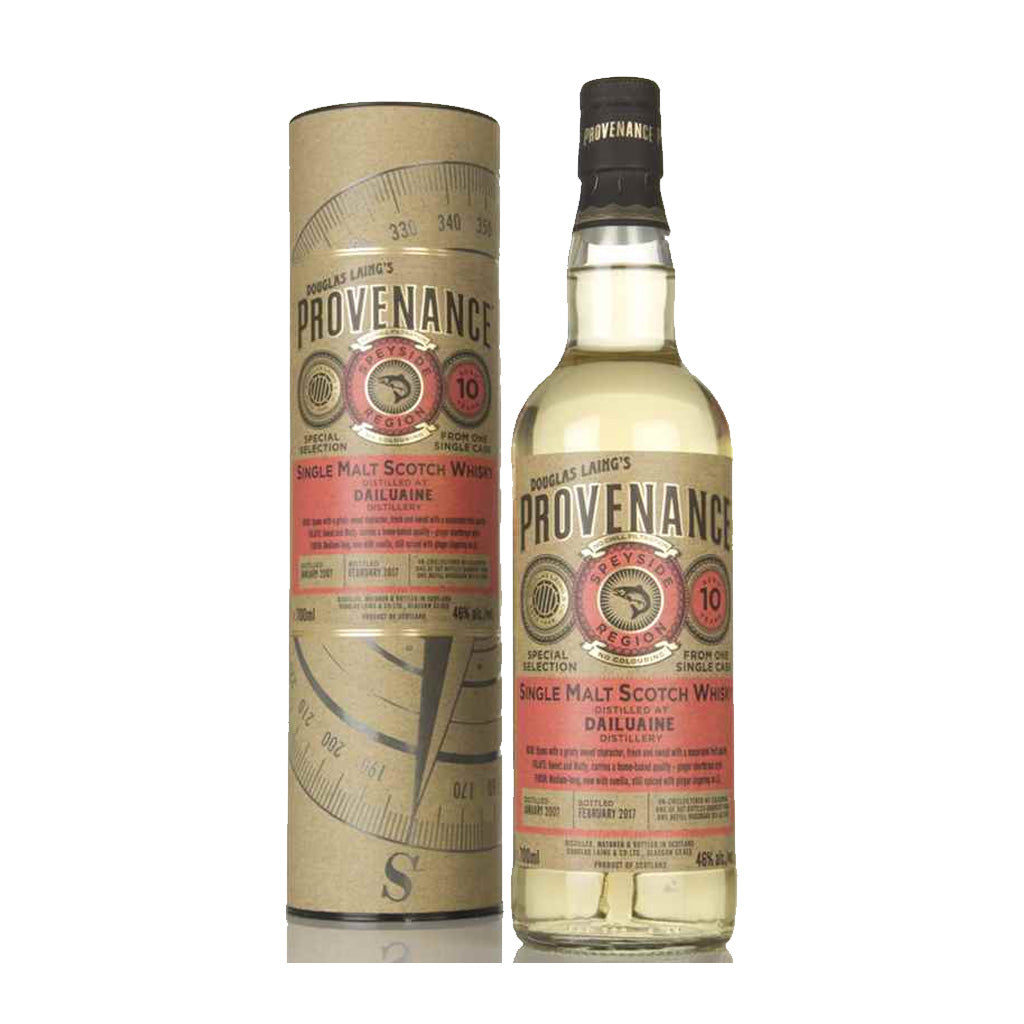 Provenance - Dailuaine 10 year Old 70cl