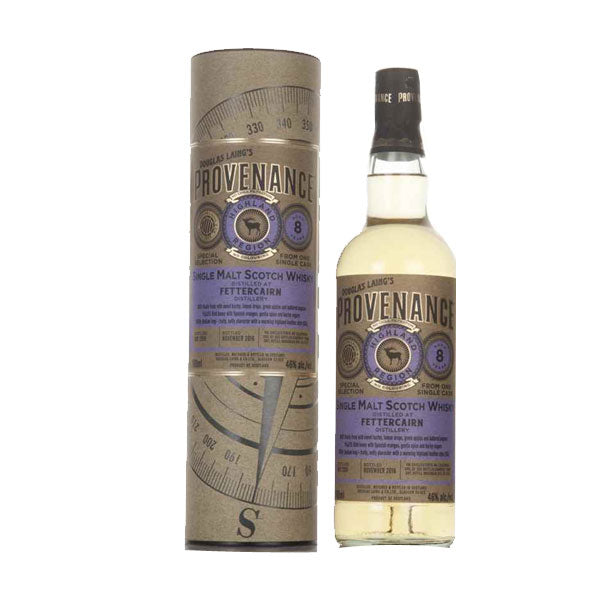 Provenance - Fettercairn 12 year old (Highland)