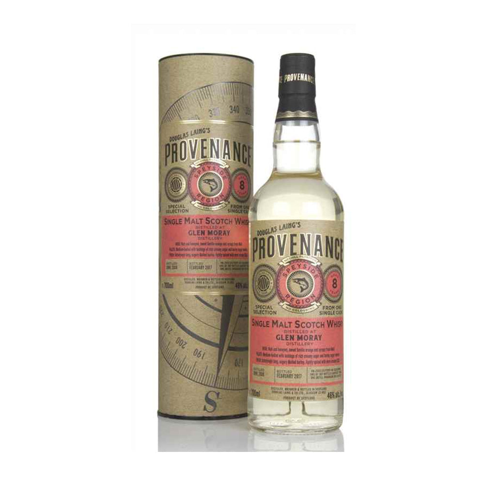 Provenance - Glen Moray 12 Year Old 70cl