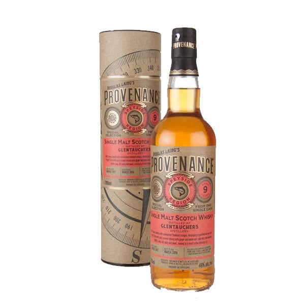 Provenance - Glentauchers 9 year old (speyside)