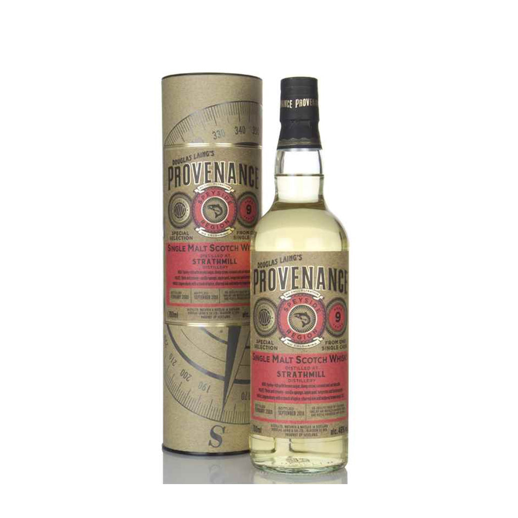 Provenance - Strathmill 9 Year Old 70cl