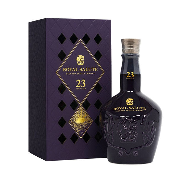 Royal Salute 23 Years Old