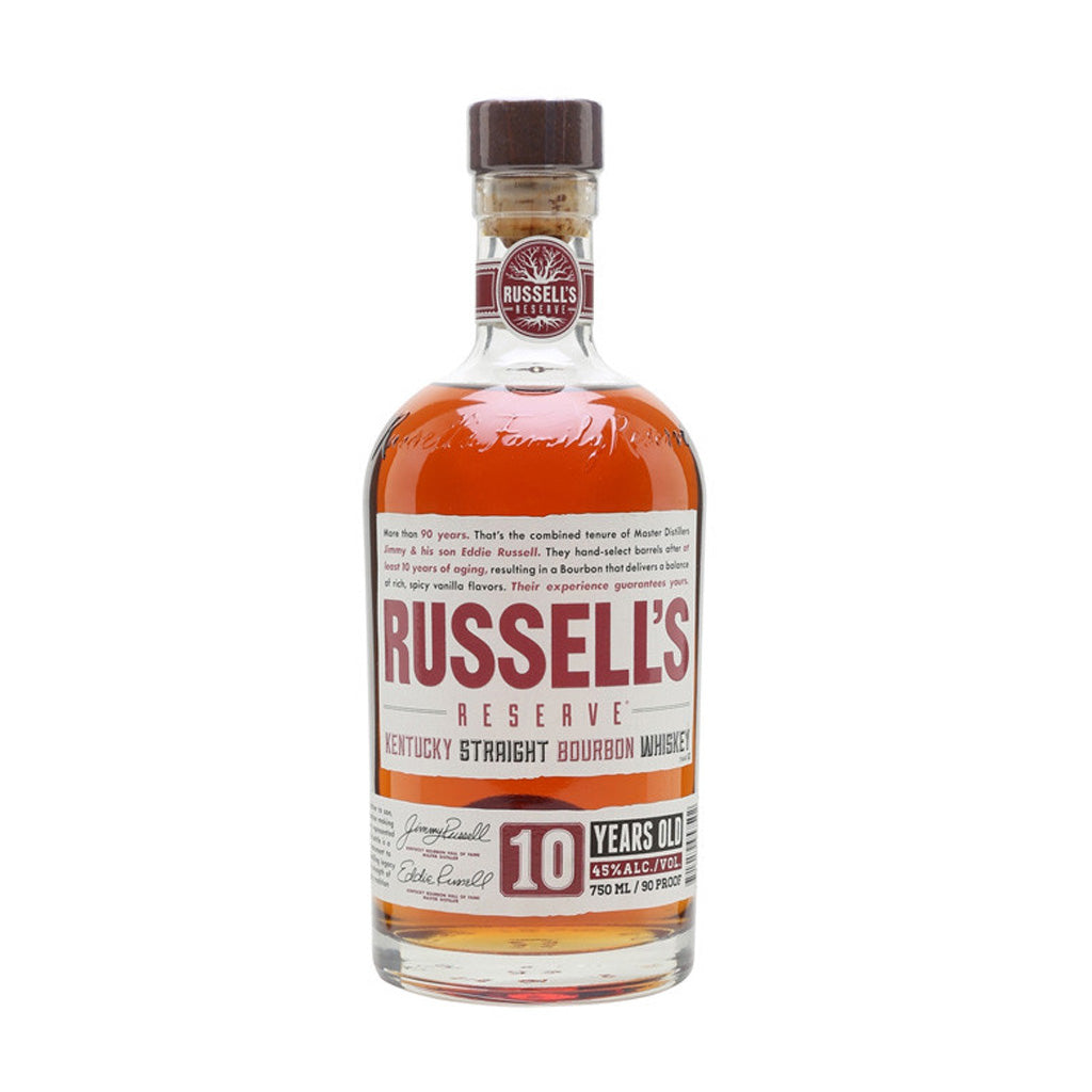 Russell's Reserve 10 Year Bourbon 750ml