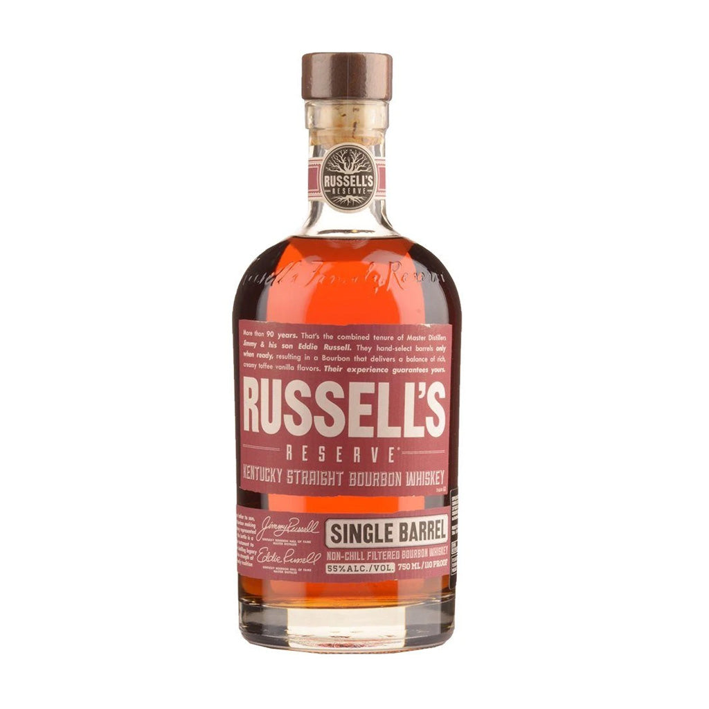 Russell's Reserve Single Barrel Bourbon 750ml