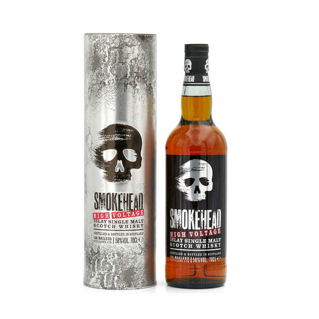 Smokehead High Voltage Cask Strength 70cl
