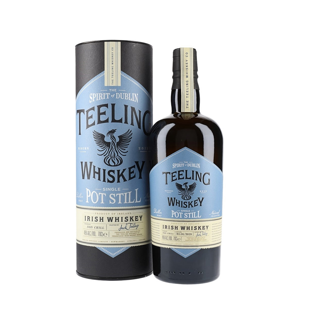Teeling Pot Still 70cl