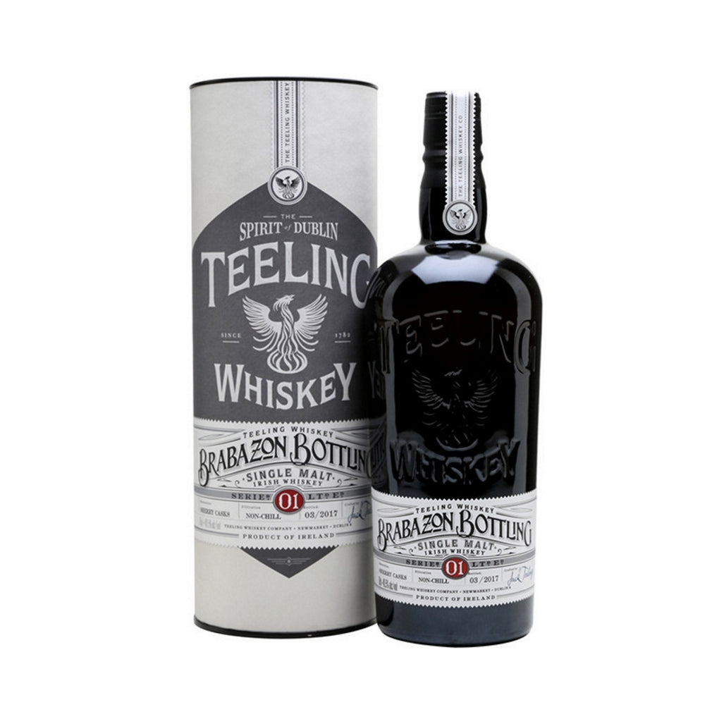 Teeling Brabazon Bottling 01 700ml
