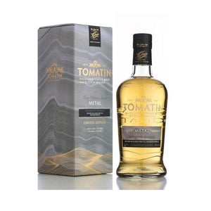 Tomatin 5 Virtues Metal