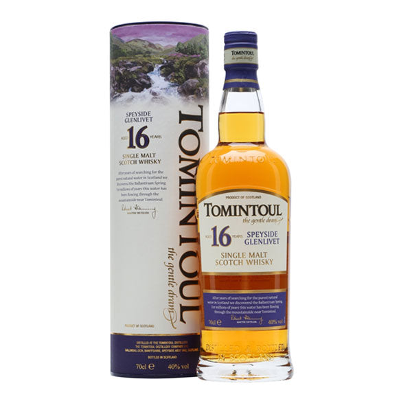 Tomintoul 16 yrs