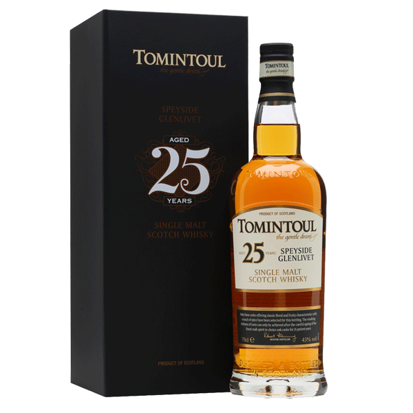 Tomintoul 25 Year Old