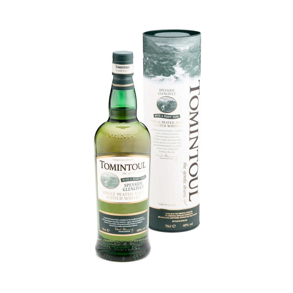 Tomintoul The Gentle Dram (Peaty Tang) 700ml