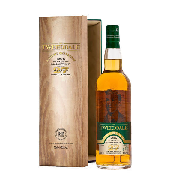 Tweeddale 27 Year Old - 'A Silent Character' Single Grain Whisky