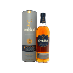 Glenfiddich 15 Year Old Distillery Edition Cask Strength 1L