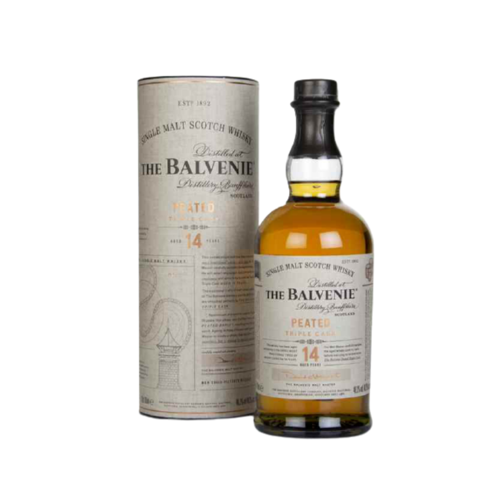 Balvenie 14 Year Old Triple Cask (Peated) - Limited 700ml