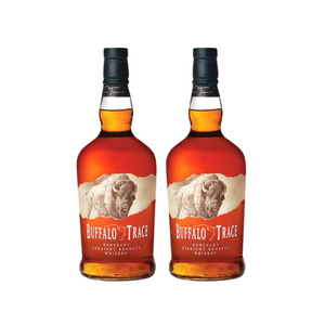 Buffalo Trace Kentucky Straight Bourbon - 2 bottles 75cl