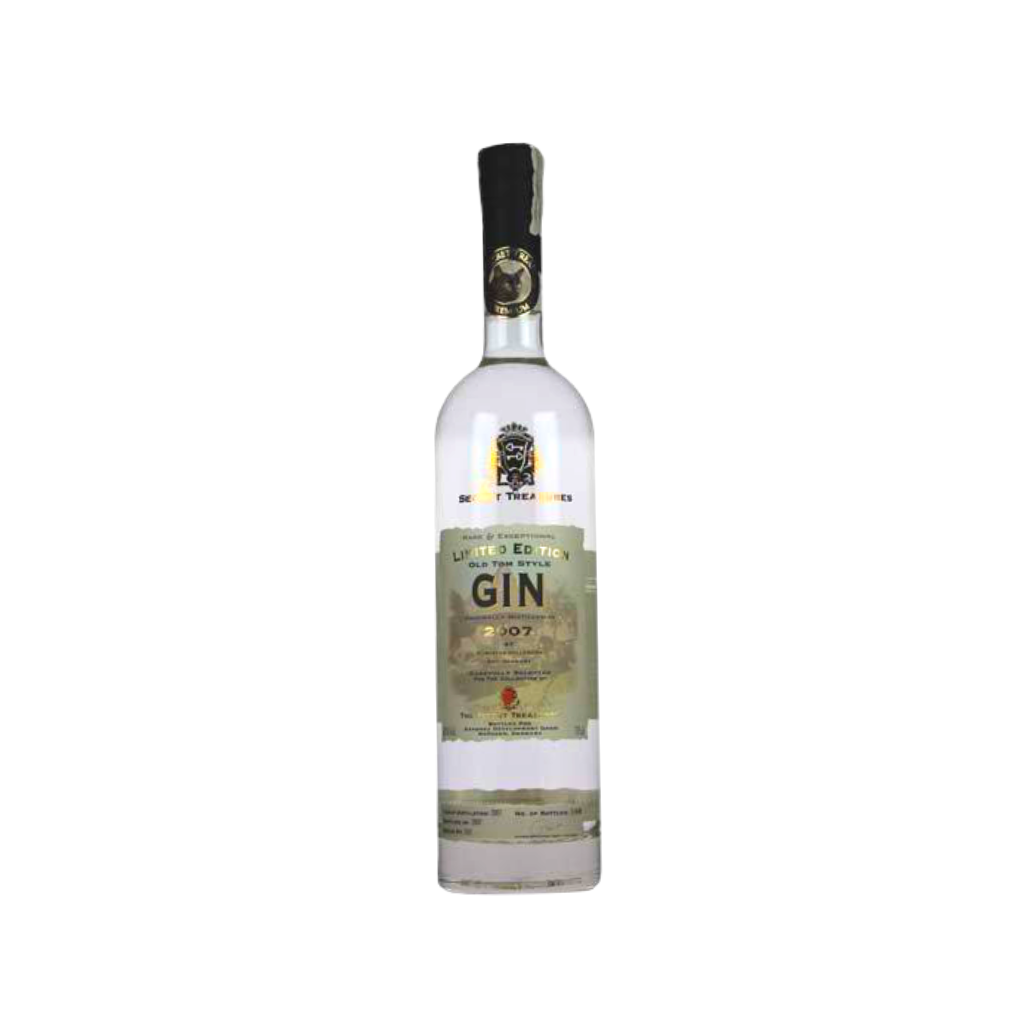 The Secret Treasures Old Tom Style Gin 2014 Limited Edition