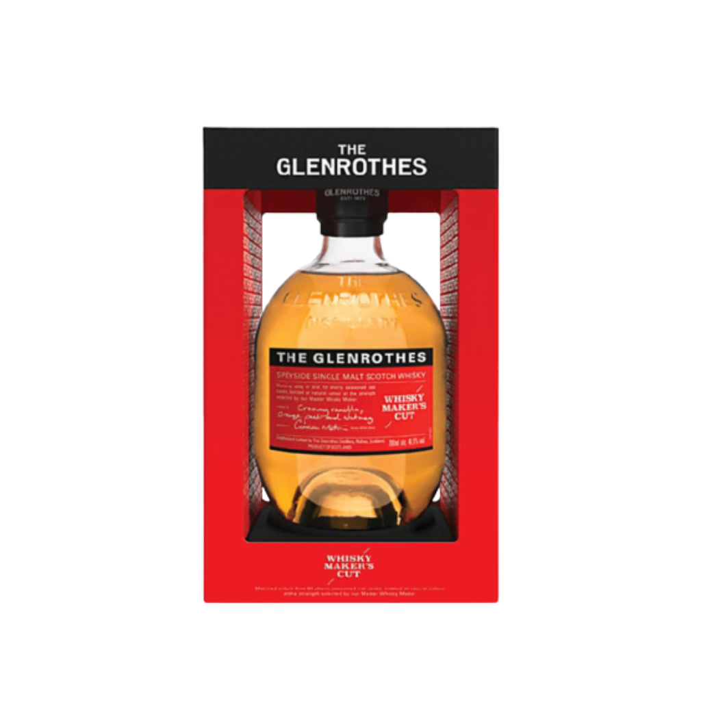 Glenrothes Whisky Maker's Cut 700ml - 100% 1st Fill Sherry