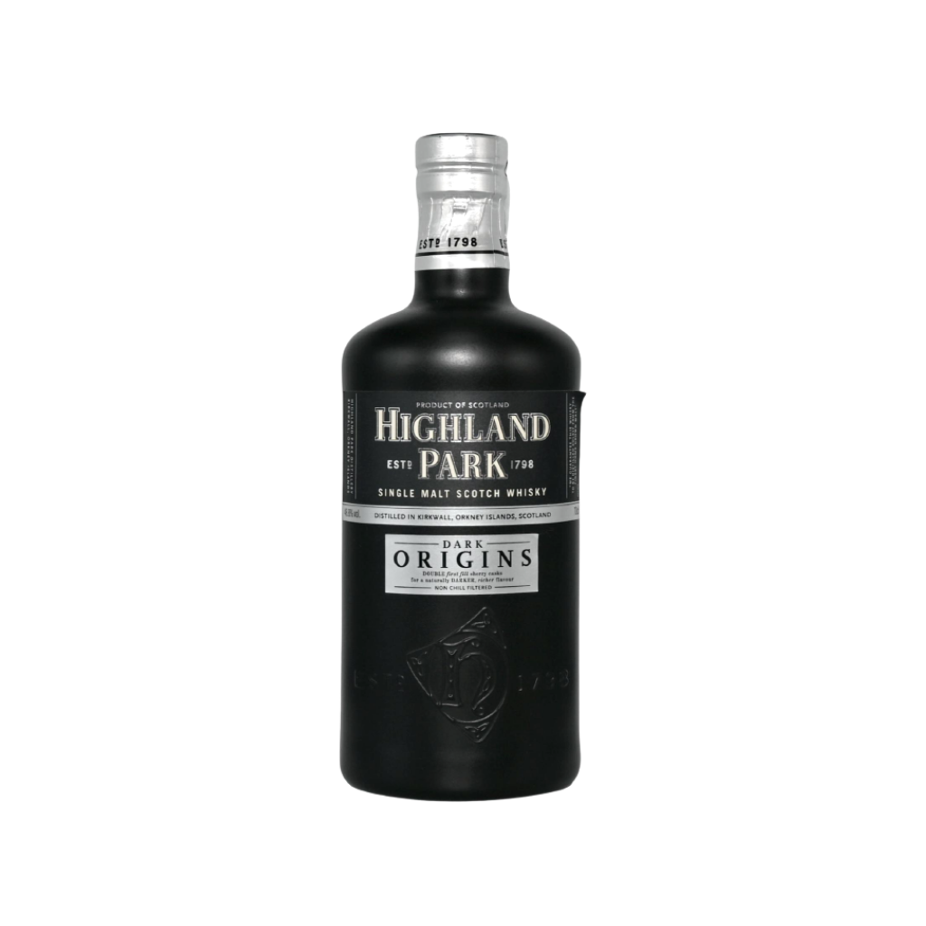 Highland Park Dark Origins - Double 1st Fill Sherry Cask (Limited Release) 700ml