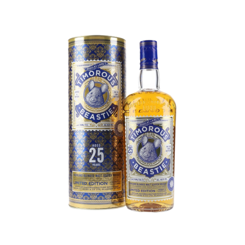 Douglas Laing - Timorous Beastie 25 Year Old 70cl