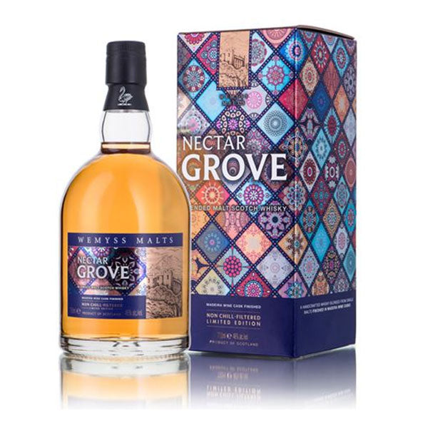 "Wemyss Malts - Nectar Grove ""Madiera Finish""- Batch 001 (Limited Edition) 70cl"