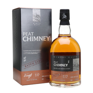 Wemyss Malts - Peat Chimney Batch Strength Limited Edition