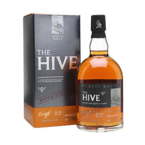 Wemyss Malts - The Hive Batch Strength Limited Edition
