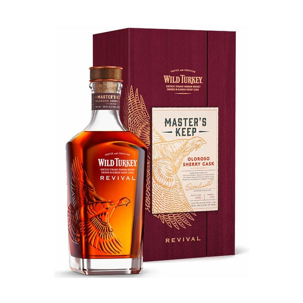 Wild Turkey Master's Keep Oloroso Sherry Cask Finish ( Limited Edition)