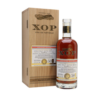 XOP (Xtra Old Particular)  - Speysides Finest 50 Year Old 70cl