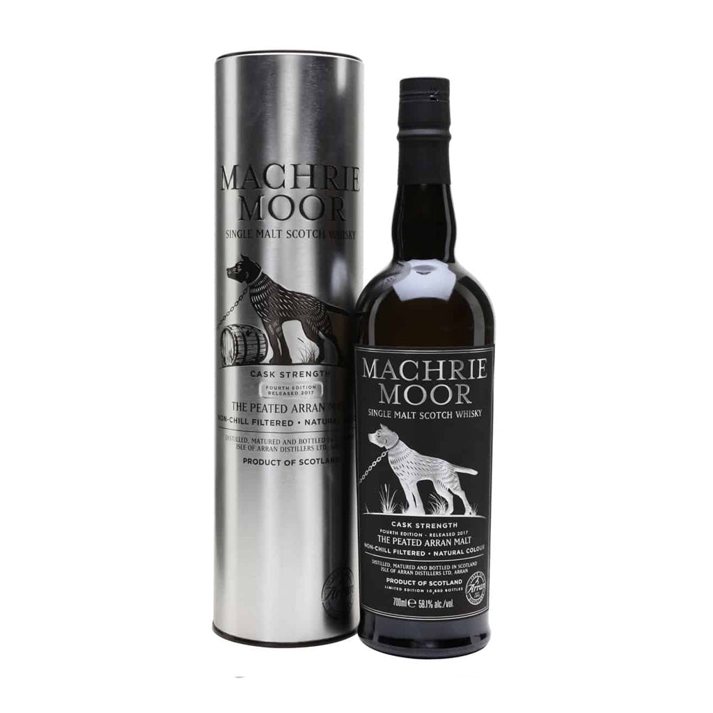 Machrie Moor Cask Strength [PEATED WHISKY]