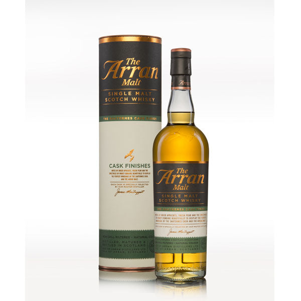 Arran Malt Sauterness Finish Cask [LIMITED RELEASE]