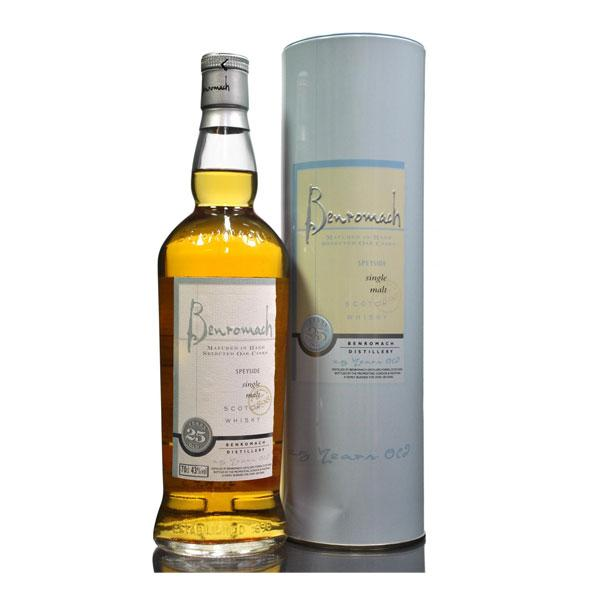 Benromach 25 Year Old