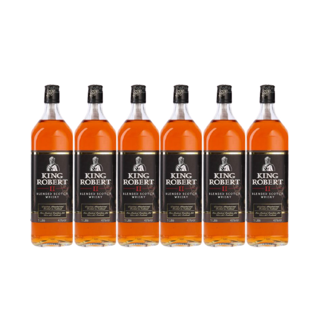 King Robert - 700ml (6 Bottles)
