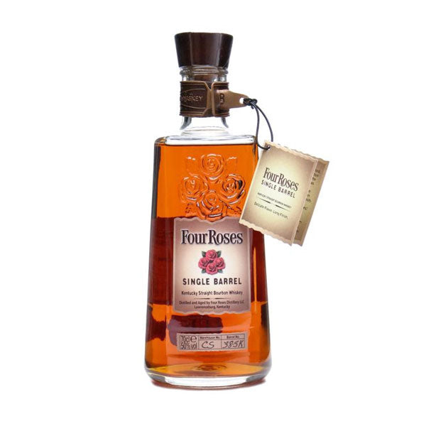 Four Roses Single Barrel Bourbon 100 Proof Whiskey