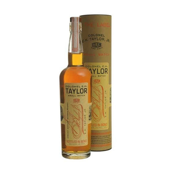 Colonel E.H. Taylor small batch 1st and only