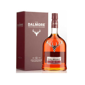 Dalmore 12 Year Old (American & Oloroso sherry Oak) 1L