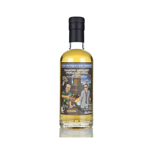 Diamond Distillery (Versailles Still) 14 Year Old - That Boutique-y Rum Company 500ml