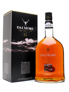 Dalmore 12 Year Old Black Isle