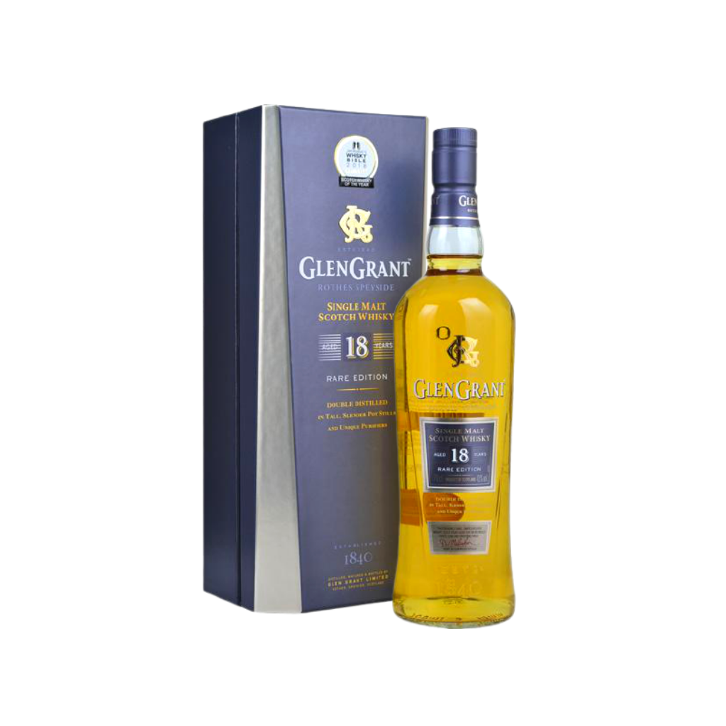 Glen Grant 18 Year Old 70cl