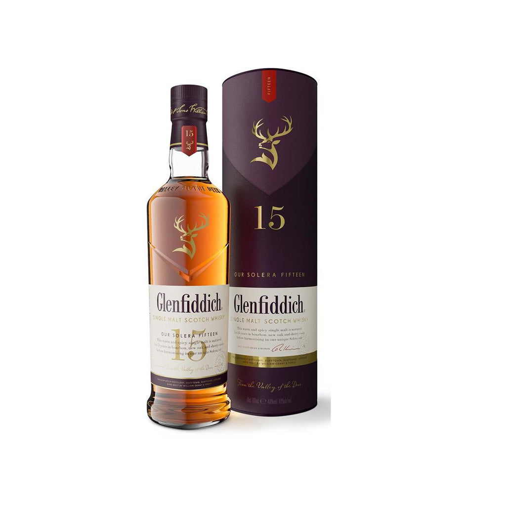 Glenfiddich 15 Year Old 70cl