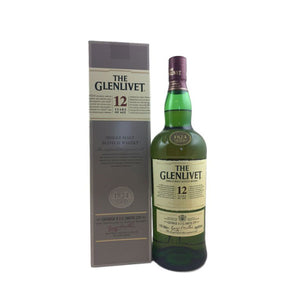 Glenlivet 12 Year Old 1L